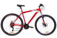"Велосипед 29"" Discovery TREK AM 14G DD рама-20"" St красный 2019"