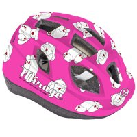Шлем Author Mirage Inmold 48-54cm (161 pink-bear)