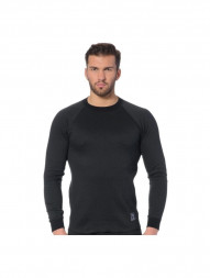 Термобелье THERMOWAVE 2 in 1 LS Jersey Zip M Black