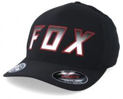 Кепка FOX HIGHTAIL IT FLEXFIT HAT [BLACK]