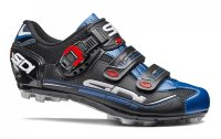 Велотуфли МТБ Sidi Eagle 7 Black/Black/Blue