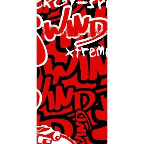 Wind X-treme 2084 POLARWIND CARVING RED