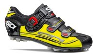 Велотуфли МТБ Sidi Eagle 7 Black/Yellow/Black
