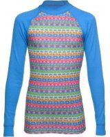 Термобелье THERMOWAVE Active Boys LS Jersey Alpine Blue
