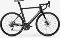 Велосипед MERIDA 2020 REACTO DISC 4000 GLOSSY BLACK/MATT BLACK