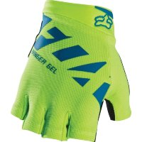 Вело перчатки FOX RANGER GEL SHORT GLOVE [FLO YLW]