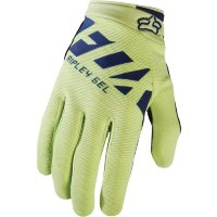 Вело перчатки FOX WOMENS RIPLEY GEL GLOVE [NVY/YLW]