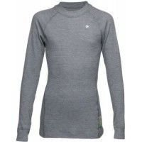 Термобелье THERMOWAVE Active Junior LS Jersey Dark Grey
