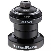"Рулевая BBB BHP-52 FreeRide threardless 1.1/8"" incl. topcap (8716683071139)"