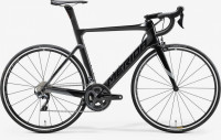 Велосипед MERIDA 2020 REACTO DISC 6000 GLOSSY BLACK/ANTHRACITE