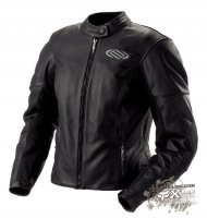 Куртка женская Shift Womens M1 Leather Jacket