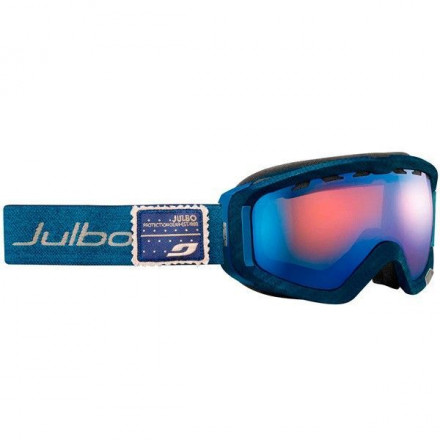 Маска Julbo 730 91 51 4 PLANET POLAR blue denim