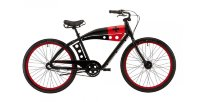 "Велосипед Felt Cruiser Red Baron 18"" Gloss black"