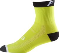 "Вело носки FOX 6"" LOGO TRAIL SOCK [FLO YLW]"