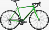 Велосипед MERIDA 2020 SCULTURA 100 GLOSSY FLASHY GREEN(BLACK)