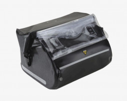 Сумка на кермо Topeak Handlebar Bag DX, 7.5л, з/фікс.F8, 560г