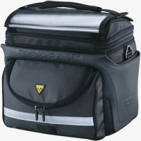 Сумка на кермо Topeak TourGuide Handlebar Bag DX, 7.7л, з/фікс.F8, 1230г