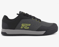 Вело обувь Ride Concepts Hellion Men's [Charcoal/Lime]