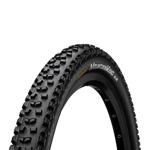 "Покрышка Continental Mountain King 27.5""x2.2, Фолдинг, Tubeless, Performance (без уп.)"