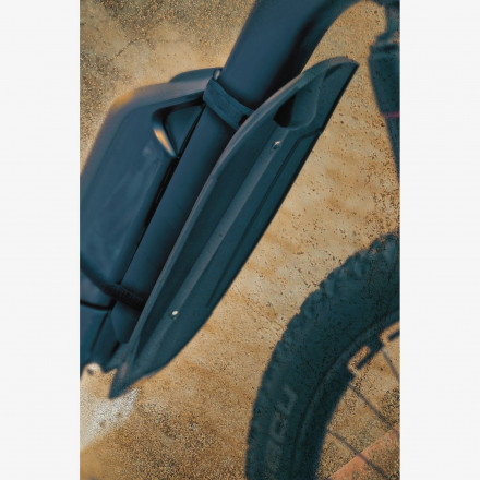 Крило SKS X-GUARD - DOWNTUBE EXTRA WIDE MUDGUARD BLACK