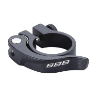 Подседельный зажим BBB BSP-87 seatclamp SmoothLever 31.8 black