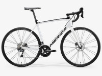 Велосипед MERIDA 2020 SCULTURA DISC 5000 PEARL WHITE/BLACK