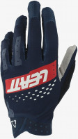 Вело перчатки LEATT Glove MTB 2.0 X-Flow [Onyx]