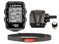 GPS компьютер Lezyne MINI GPS HRSC LOADED Черный