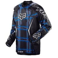 Джерси Fox HC Jersey Blue/Black