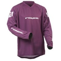 Джерси Royal  SUB 10 JERSEY  PURPLE LS L