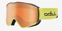 Маска Julbo 761 12 289 ALPHA BLACK/YELLOW CAT 3