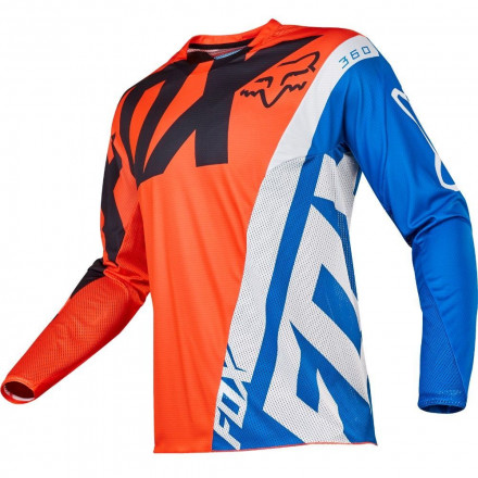 Мото джерси FOX 360 CREO JERSEY orange