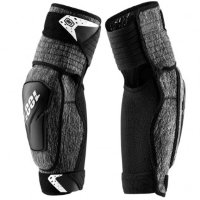 Налокотники RIDE 100% FORTIS Elbow Guard [Heather/Black]
