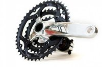 Шатуны Funn CROSSFIRE TRIPLE CHAINRING