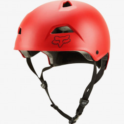 Вело шлем FOX FLIGHT SPORT HELMET [BRT RED]