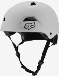 Вело шлем FOX FLIGHT SPORT HELMET [White Black]