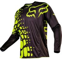 Мото джерси FOX 360 GRAV JERSEY black/yellow