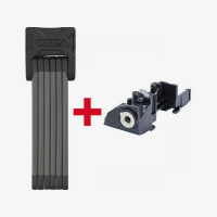 Замок сегментний ABUS 6015/90 Bordo SH + Batterylock Bosch PLUS rack