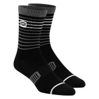 Носки для cпорта Ride 100% ADVOCATE Performance Socks [Black]