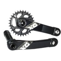 Шатуны Sram X01 EAGLE BB30AI 170 BLK DM 30T