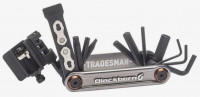 Ключ Blackburn Tradesman Multi-Tool, 18 функц. 135г