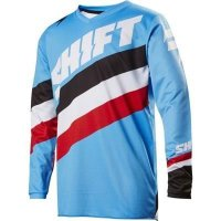 Мото джерси SHIFT WHIT3 TARMAC JERSEY blue