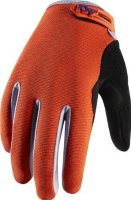 Перчатки велосипедные Fox Women's Incline Glove, Size M, Colour Chilli