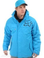 Куртка Fox FX1 Jacket Electric Blue XXL