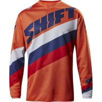 Мото джерси SHIFT WHIT3 TARMAC JERSEY orange