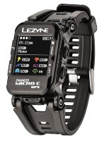 Часы Lezyne GPS WATCH черный
