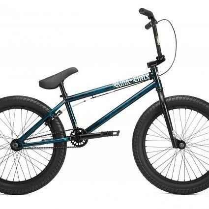 Велосипед Bmx KINK Curb Gloss Smoked Stang Teal