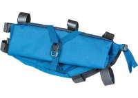 Сумка на раму Acepac ROLL FRAME BAG L, синяя
