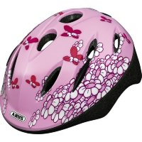 Шлем ABUS SMOOTY Zoom Pink Butterfly