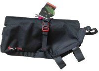 Сумка на раму Acepac ROLL FRAME BAG M, серая